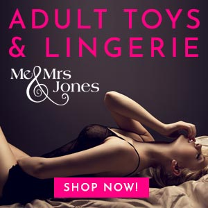 Me and Mrs Jones Sex Toys Online